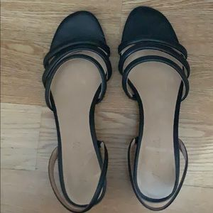 Made well low heel